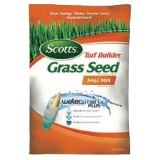 Scotts Turf Builder Fall Grass Seed Mix 15# $44.99