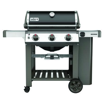 Weber Genesis II E-310 Black Gas Grill