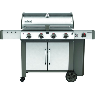 Weber Genesis II LX S-440 Gas Grill