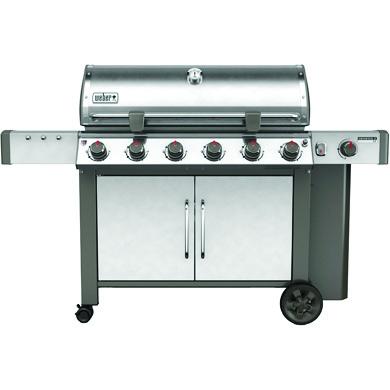 Weber Genesis II LX S-640 Gas Grill