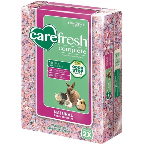CareFresh Complete Small Animal Paper Bedding, Confetti