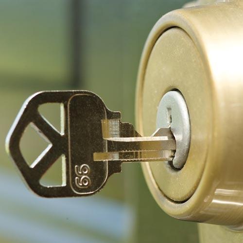 Lock Re-Keying