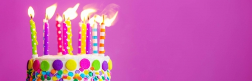 Having a Birthday?