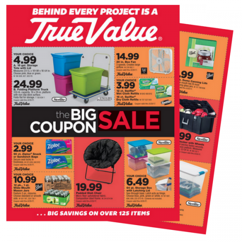 The Big Coupon Sale!