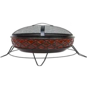 HACIENDA GUERRERO SA DECV FIRE PIT BRAIDED DESIGN 23