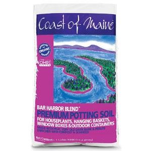Coast of Maine Bar Harbor Blend Premium Potting Soil