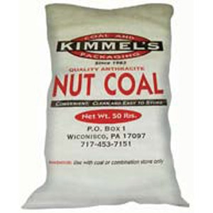 Kimmel's Anthracite Nut Coal 50lb