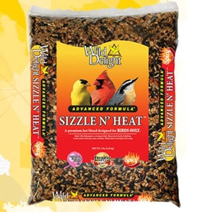 Wild Delight® Sizzle N' Heat® Bird Seed