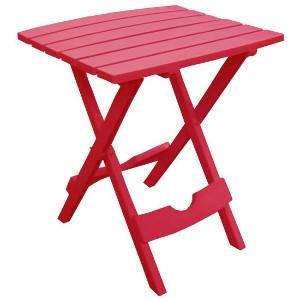 Adams Quik-Fold® Side Tables $12.99 each