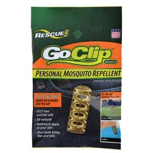Mosquito GoClip Mosquito Repellent $3.99