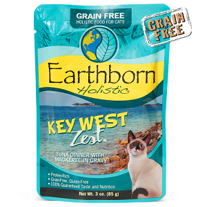 Earthborn Holistic Key West Zest Dinner for Cats 3oz