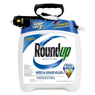 Roundup Pump N Go 1.33 Gallon $19.99