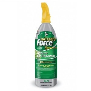 Nature's Force Natural Equine Fly Spray 32oz RTU