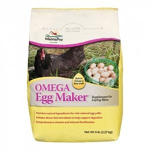 Manna Pro Omega Egg Maker 5lb