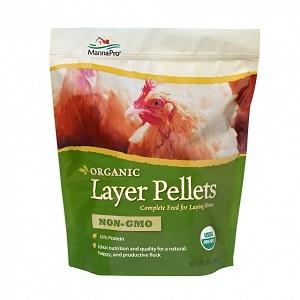 Manna Pro Organic Layer Pellets Non-GMO 10lb