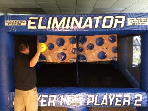ELIMINATOR BALL GAME