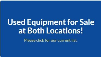 Used Equipment for Sale!