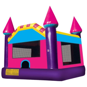 Inflatable Castle Combo C4