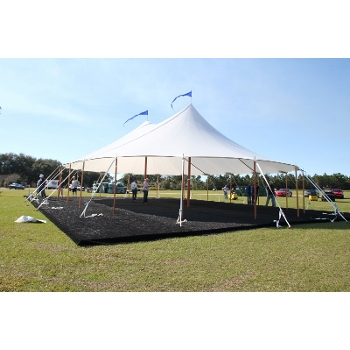 44' x 43' SailclothPole Tent