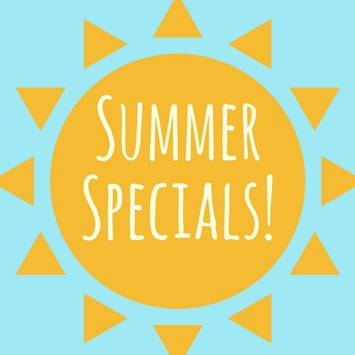 Summer Specials & Bible School Packages