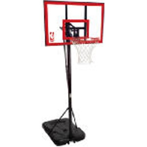 Basketball Hoop w/ 1 Varsity Ball