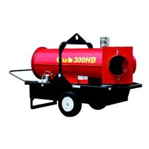 Heater Forced Air CUB 300 Kit