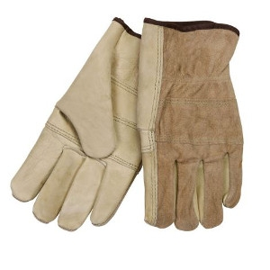 FREE Pair of Leather Gloves w/ Trencher Rental