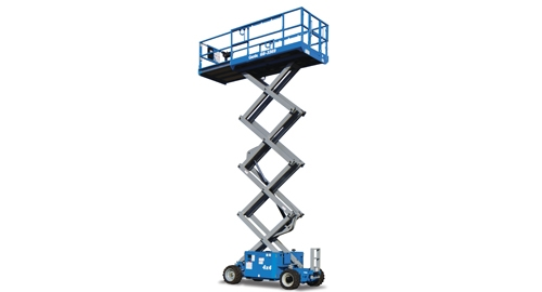 Aerial Scissor Lift GS2669RT Genie