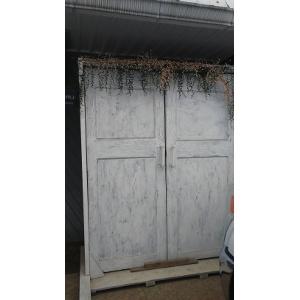 Wedding Outdoor Double doors