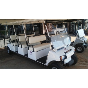 8 Person Gas Club Car
