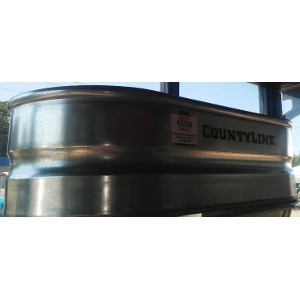 40 Gallon Galvanized Beverage Tub