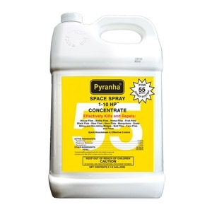Pyranha® Space Spray 1-10HP Insect Killer & Repellent Concentrate