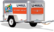 We Are A U-Haul Location