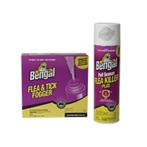 Bengal® Flea Killer Plus