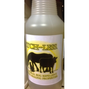 Itch-Less Natural Bug Repellent