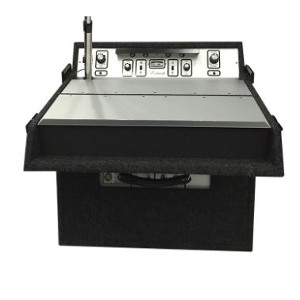 The Announcer Lecterns