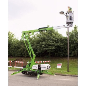 NiftyLift Track Drive Access Lift