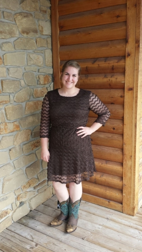 Wrangler Lace Dress