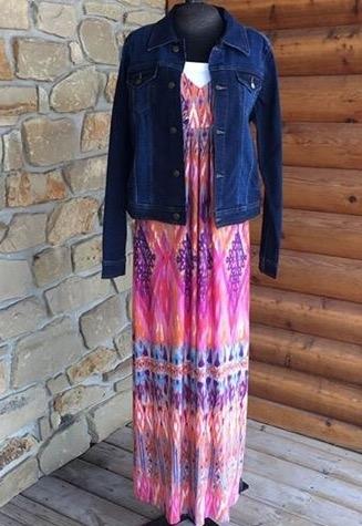 Wrangler Maxi Dress