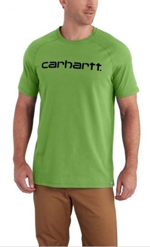 Carhartt Force® Cotton Delmont Graphic