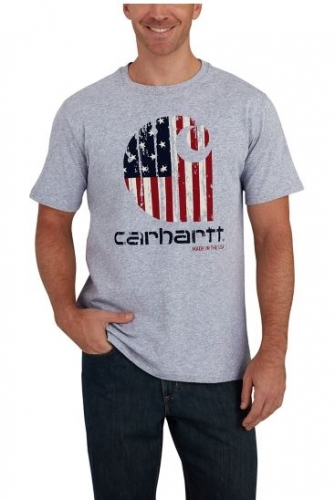 Carhartt Lubbock Graphic American Branded