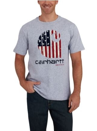 Graphic American Branded C Short Sleeve T-Shirt
