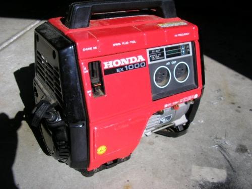 Generator, 1000 Watt