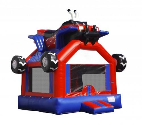 Bounce House, ATV