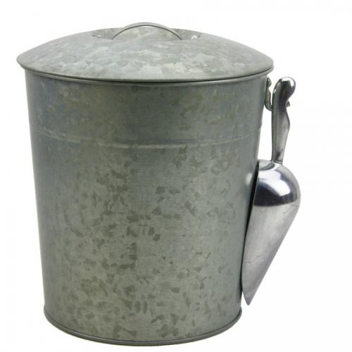 Ice Bucket, Galvanized