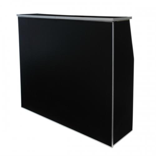 Bar, Black Folding