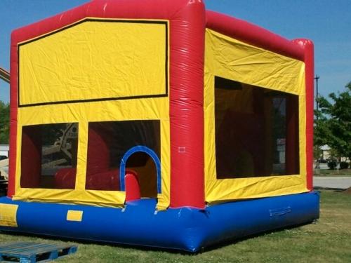 5 & 1 Inflatable Combo