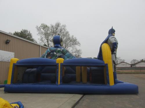 Batman, 3 n 1 Bounce House Combo