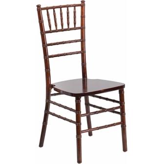 Chair, Ballroom Fruitwood