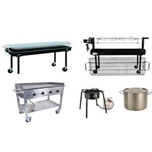 BBQ & Cooking Equipment